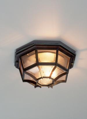 Apollo loftslampe klassisk udendørsbelysning