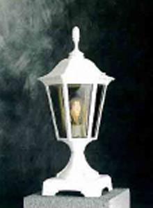 Allegro havelampe klassisk udendørslampe