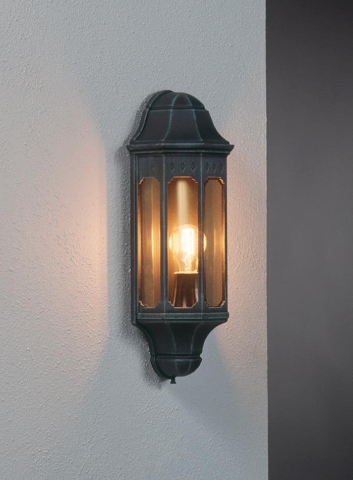 Capri væglampe klassisk udendørsbelysning