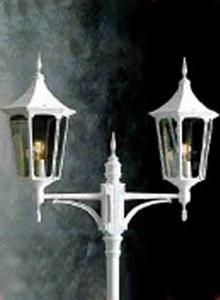 Cardinal stolpelampe klassisk udendørslampe