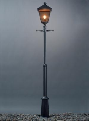 Classic stolpelampe klassisk udendørslampe
