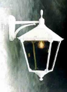 Classic væglampe klassisk udendørsbelysning