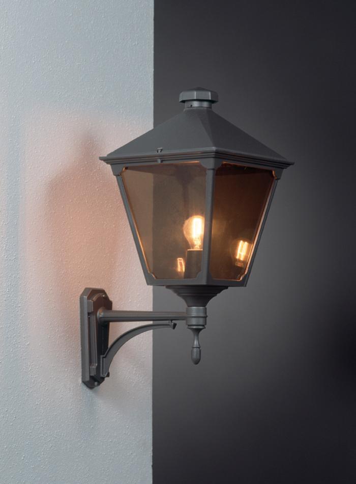 Classic væglampe klassisk udendørslampe
