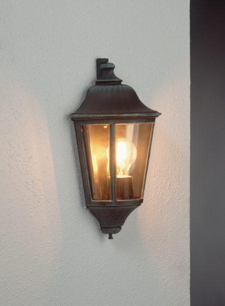 Prince væglampe klassisk udendørslampe