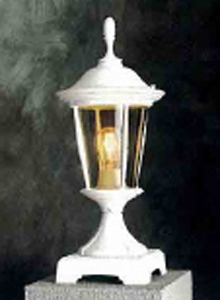 Princess havelampe klassisk udendørslampe