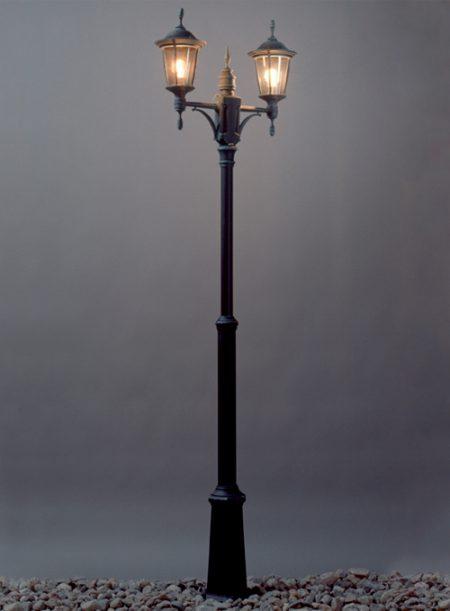 Princess stolpelampe klassisk udendørslampe