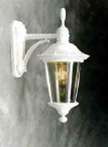 Princess væglampe klassisk udendørsbelysning