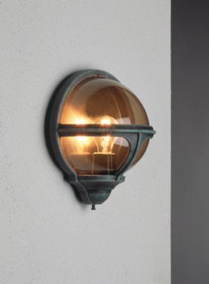 Provence væglampe klassisk udendørsbelysning