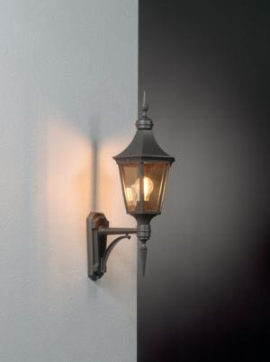Regent væglampe klassisk udendørslampe