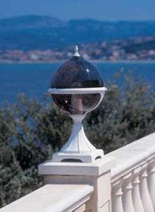 Roulette havelampe klassisk udendørslampe