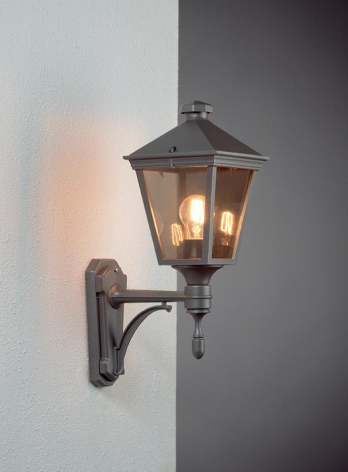 Torino væglampe klassisk udendørsbelysning