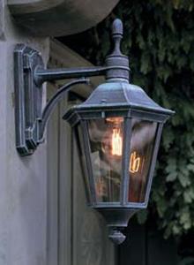 Allegro væglampe klassisk udendørsbelysning