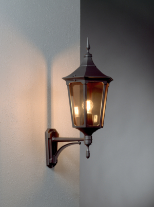 Cardinal væglampe klassisk udendørslampe
