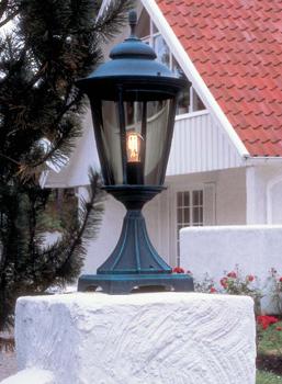 Park havelampe klassisk udendørsbelysning