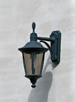 Park væglampe klassisk udendørslampe