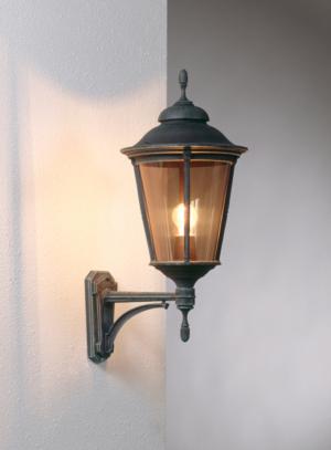 Park væglampe klassisk udendørsbelysning