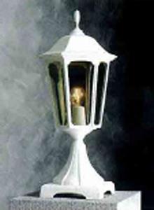 Plaza havelampe klassisk udendørslampe