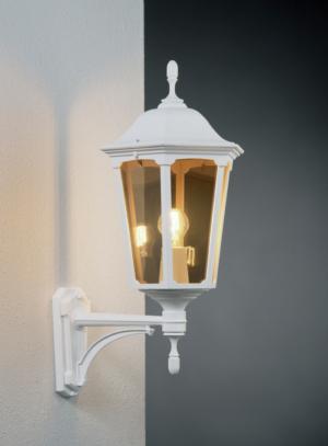 Plaza væglampe klassisk udendørslampe