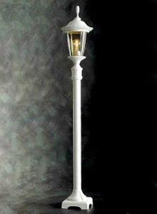 Princess bedlampe klassisk udendørslampe