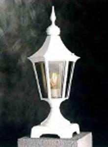 Regent havelampe klassisk udendørsbelysning
