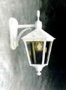 Torino væglampe klassisk udendørslampe