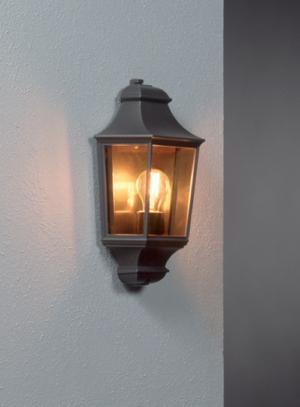 Village væglampe klassisk udendørslampe
